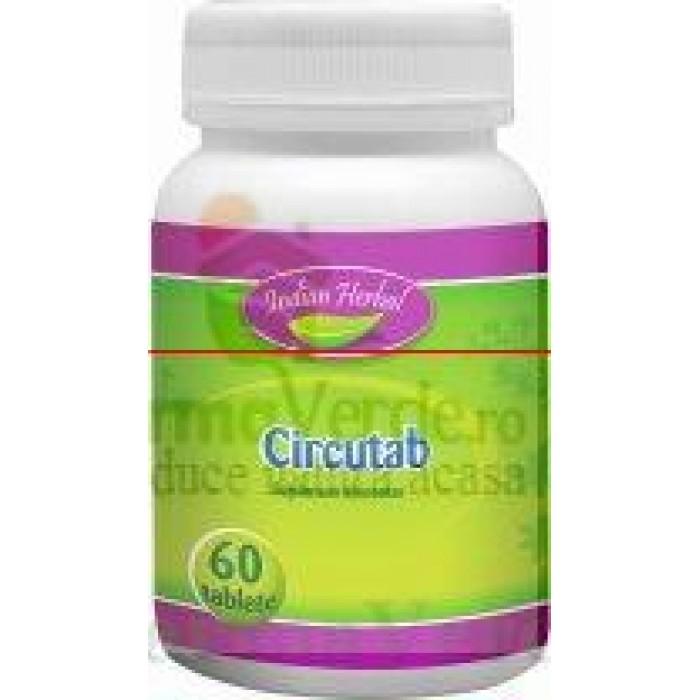 Circutab 60 tablete Indian Herbal