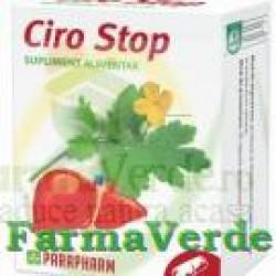 CIRO STOP 30 capsule Quantum Pharm