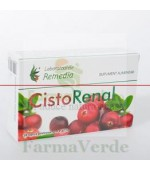 Cistorenal Infectii Tract Urinar 20 capsule Remedia