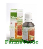 Citrovital picaturi Extract din seminte de grapefruit 25 ml