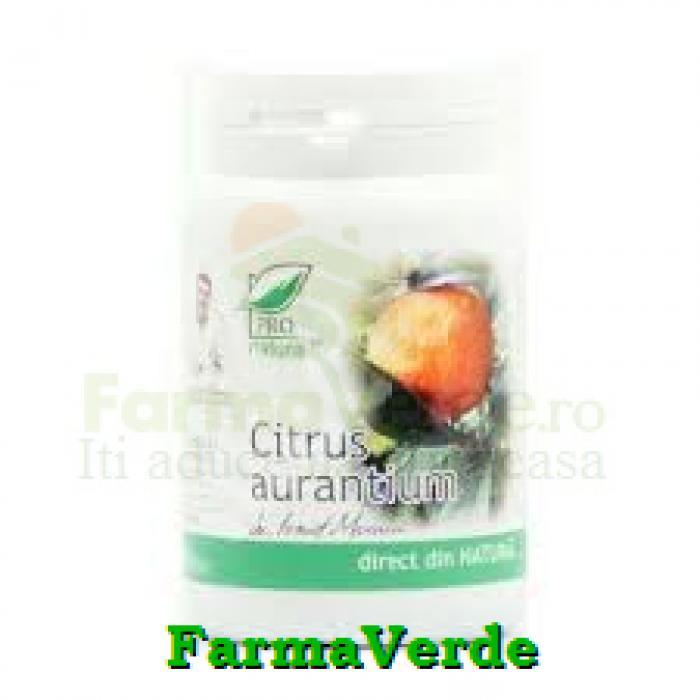 Citrus Aurantium 60 capsule ProNatura Medica