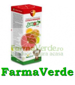 CITRUS PARADISI JUNIOR Sirop 200 ml Magnacum Med
