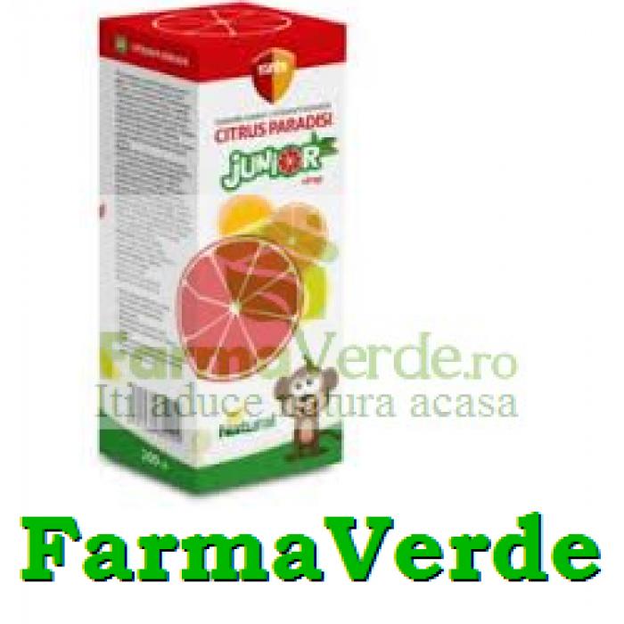CITRUS PARADISI JUNIOR Sirop 200 ml Magnacum Med