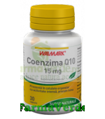 COENZIMA Q10 15 mg 30 tb+6 GRATIS Walmark