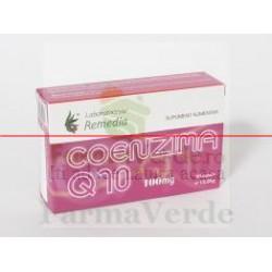COENZIMA Q 10 100 mg 30 cps Remedia Casa Farm