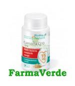 Coenzima Q 10 mg 15 mg 30 capsule Rotta Natura