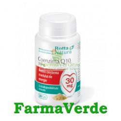 Coenzima Q 10 30 mg 30 capsule Rotta Natura