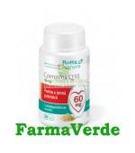 Coenzima Q 10 60 mg 30 capsule Rotta Natura