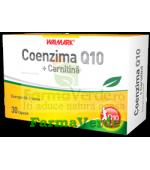 Coenzima Q10 + Carnitina 30 cps Walmark