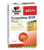Doppelherz Aktiv Coenzima Q10 Plus 30 capsule