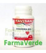 Coenzima Q10 10mg 40 cps Favisan