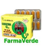 Coenzima Q10+Ulei Catina Forte 40 capsule moi Hofigal
