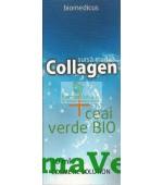 BIOMEDICUS Colagen Pur+Ceai Verde BIO 10 ml Trans