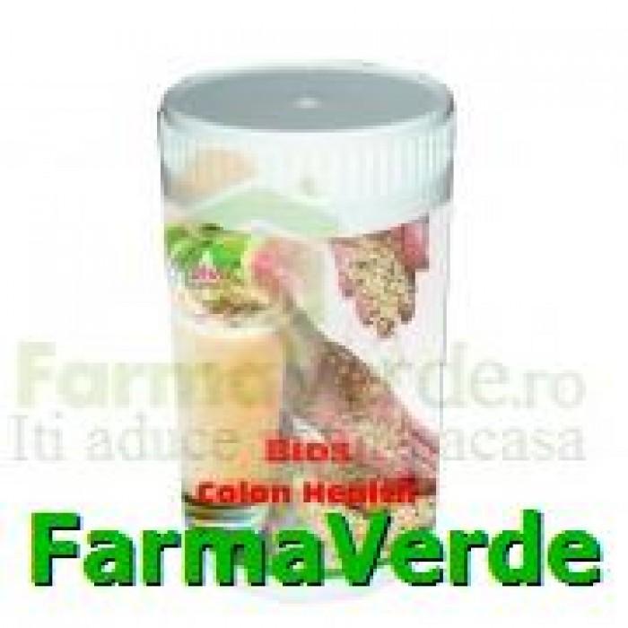 Colon Health pulbere 500 gr Bios Natura