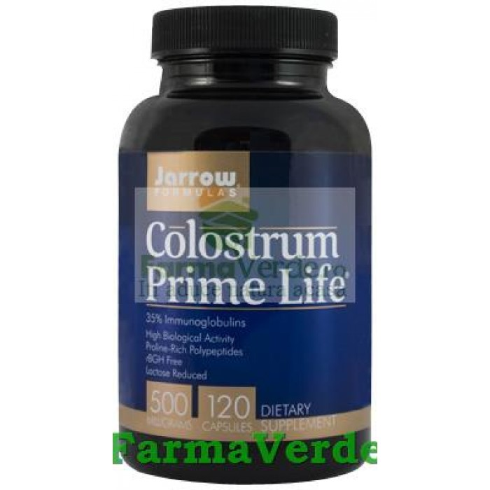 Colostrum Prime Life 120cps (antiviral, antiinfectios) Secom