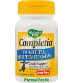 Completia Diabetic 30 comprimate Nature's Way Secom