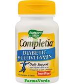 Completia Diabetic 30 comprimate Nature's Way Secom