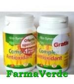 OFERTA!Complex AntiOxidant 380 mg 30Cps 1+1GRATIS! Bio-Synergie