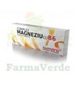 Complex Magneziu cu B6 30 comprimate Sun Viro Pharma