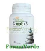 Complex B 30 comprimate Alevia