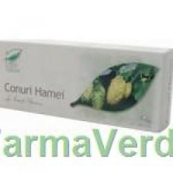 Conuri de Hamei 30 capsule Medica ProNatura