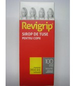Revigrip Sirop Tuse Copii 100 ml Laropharm