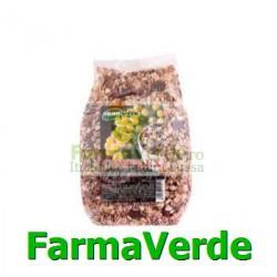 Complex din Fulgi de Cereale cu Stafide 500 gr SANO VITA