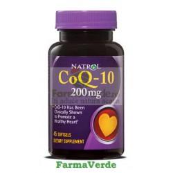 Co Q-10 100mg Coenzima 30 capsule Natrol