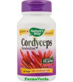 Cordyceps SE 500 mg 60cps-Antitumoral Nature's Way-Secom
