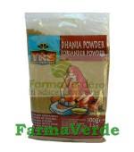 Coriandru Condiment Pulbere 100 gr Herbavit