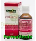 Corphyt Solutie 50 ml Tonic Cardiac Plantextrakt