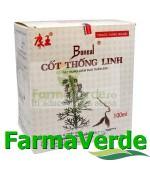 Cot Thong Linh (Boneal) 10 Plasturi 10 cm si Solutie 100 ml BBM