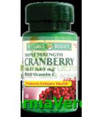 Cranberry(MERISOR) + Vitamina C 30 Tb Nature's Bounty Walmark