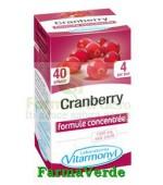 Cranberry Confort urinar 40 capsule Vitarmonyl