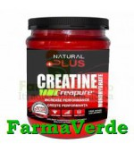 CREATINA Monohidrata Pulbere 900 gr Natural Plus