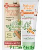 Crema anti-age pentru maini cu seminte de morcov cod FAN 8