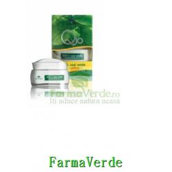 Crema antirid de zi cu Q10 si ceai verde 50 ml Cosmetic