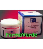 Crema Anti-Age cu Vit C si Acid Ursolic 50 ml Tis Farmaceutic