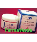 Crema Antirid cu Germeni de Grau 50 ml TIS Farmaceutic