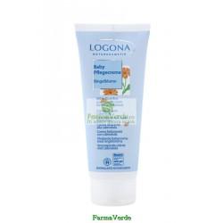 Crema hidratanta BIO pentru bebelusi 100 ml Logona Life Care