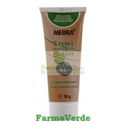 MEBRA Crema cu extract de CASTANE 50 gr