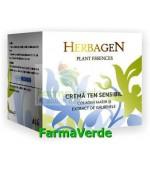 Crema cu colagen marin si extract de galbenele 100ml Herbagen