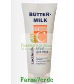 LACTIMILK Crema de corp hidratanta pentru utilizare zilnica LM4