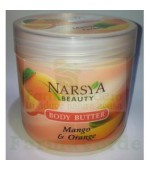 Crema corporala cu extracte de mango si portocal 350 ml BGA32