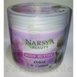Crema corporala cu extracte de orhidee si bumbac 350 ml BGA34