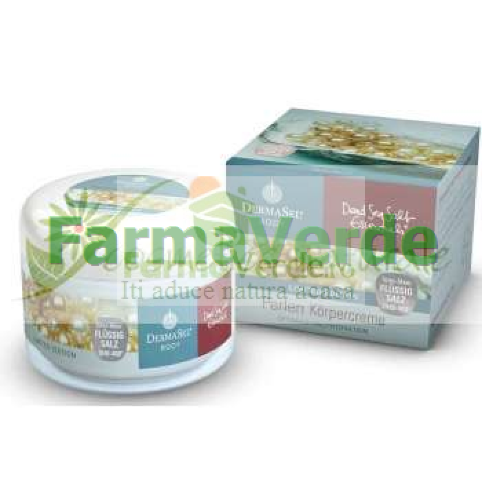 Crema de corp cu perle 250ml Dermasel Sysmed