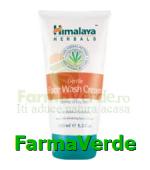 Crema delicata pentru curatarea tenului 150 ml Himalaya Prisum