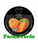 LOVE 2MIX Crema emolienta pentru maini si coate ulei de morcov