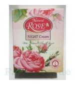 Crema faciala de noapte cu extract de trandafir 50 ml BGA11 Rose