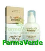 Crema de fata jojoba si vitamine pentru barbati 100ml Herbagen